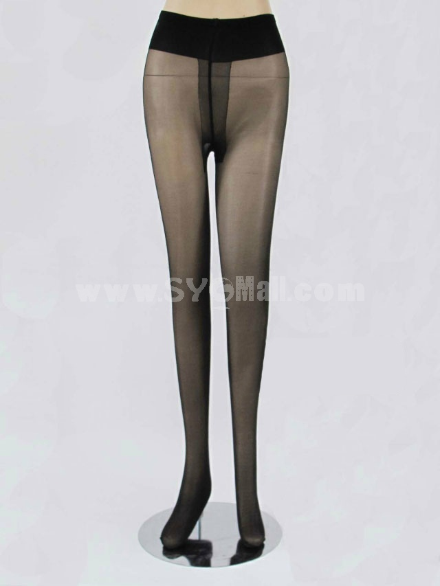 YTing Fashion 30D Thin Sheer Pantyhose Stockings (6281)
