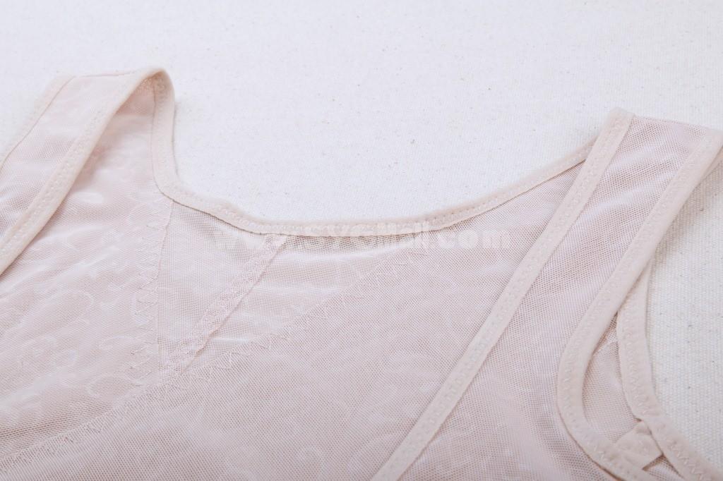 Lace Tummy Control Breast Shaping Shapewear Corset 3812