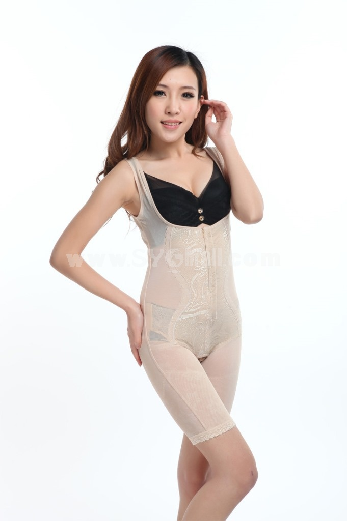 Tummy Control Breat Shaping Shapewear Corset 2607