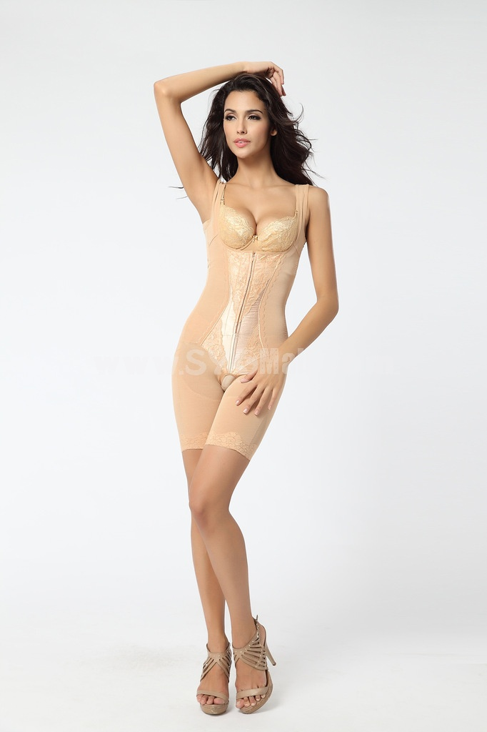 High Elasticity Tummy Control Shapewear Corset 882