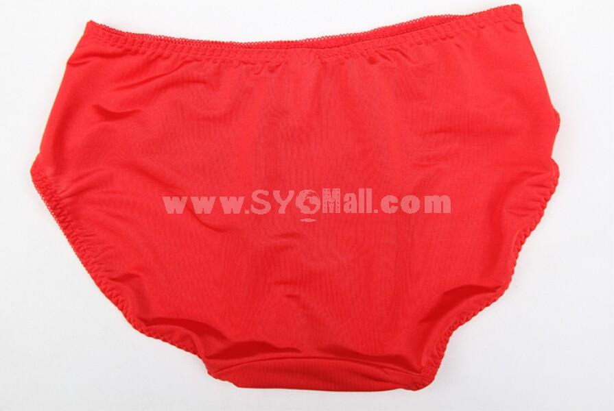 Lady Modal Ice Cotton Tummy Control Shaping Pants 0319K