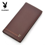 Wholesale - Play Boy Men's Long Leather Wallet Purse Notecase PAA0951-11