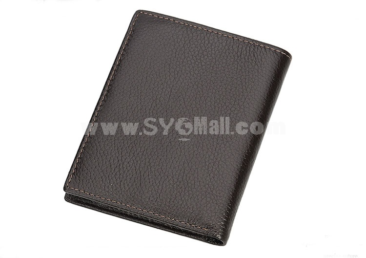 Playboy Men's Short Leather Wallet Purse Notecase 1602