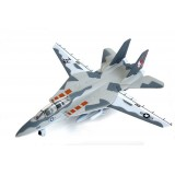 wholesale - Diecast Metal Fighter Plane Model Aircraft Model with Sound & Light Effect F-14