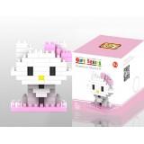 Wholesale - LOZ Diamond Mini Block Toys Cute Cartoon Toys Action Figure - MINMY