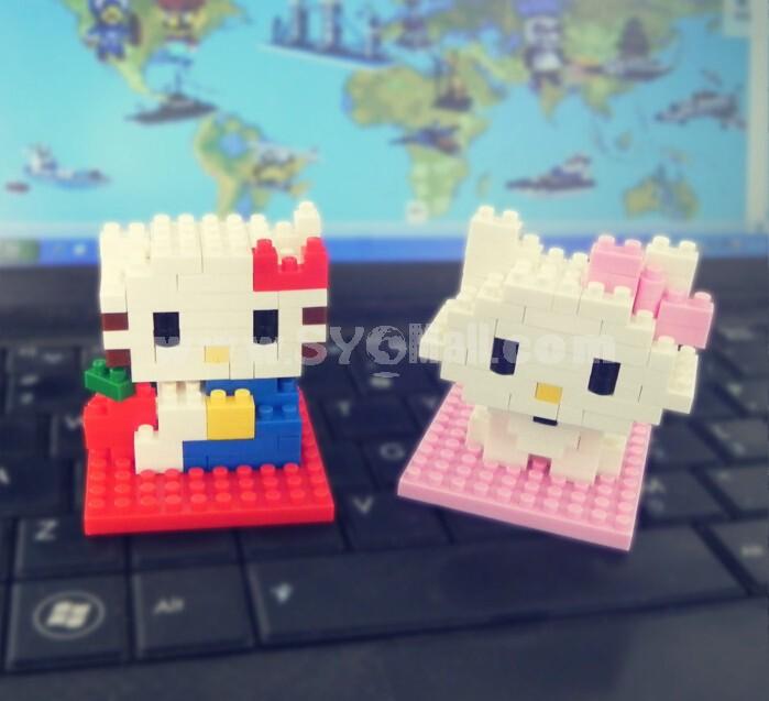 LOZ Diamond Mini Block Toys Cute Cartoon Toys Action Figure - CINNA