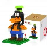 LOZ DIY Diamond Mini Block Toys Cute Cartoon Toys Action Figure - YELLOW DOG