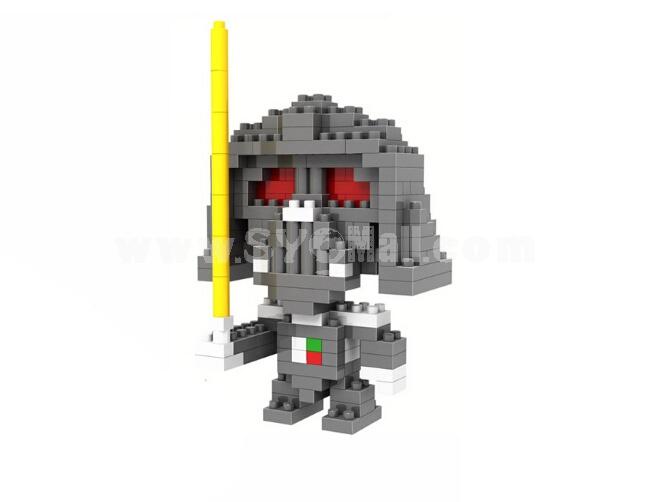 LOZ Diamond Mini Block Toys Cute Cartoon Toys Action Figure - DARTH VADER