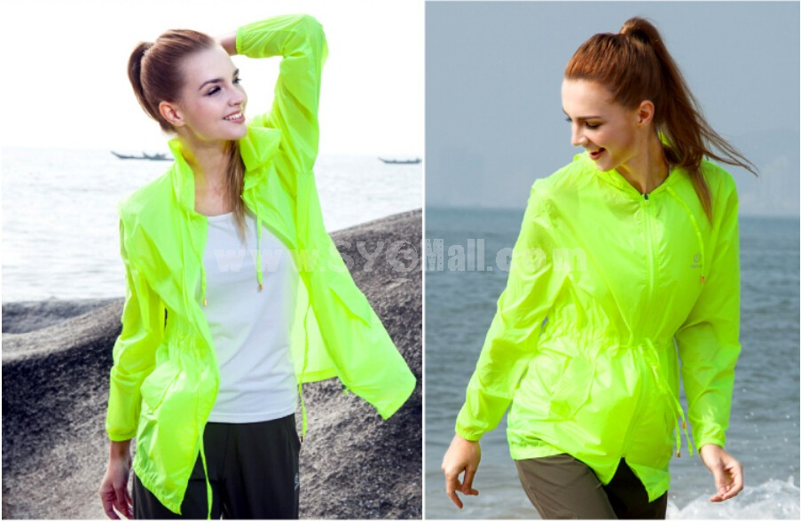 Women Skin Suits Waterproof Breathable Bicycle Coat Light Sun Protection Clothing Quick-Dry Clothes