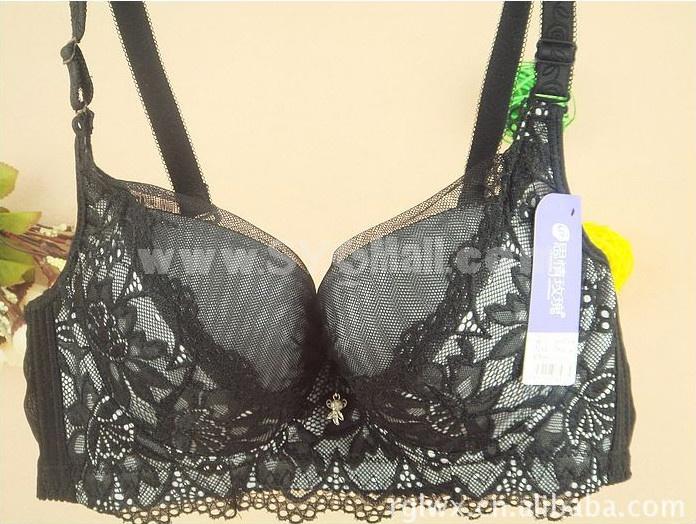 Women Sexy Emboidery Bra (6796)