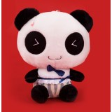 wholesale - Cute Gentleman Panda Plush Toy with Blue Tuxedo 31cm/12.2""