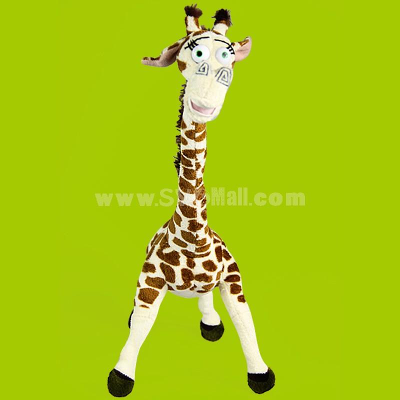 "Cute & Novel Giraffe Plush Toy 55cm/21.6"""