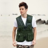 Wholesale - Multi-function Fishing Vest Fishing Clothing Outdoor Clothing SV4019