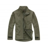 Wholesale - Men TAD Waterproof Windproof Soft Shell Sharkskin Leather Mauntaineering Jackt Outdoor Clothing