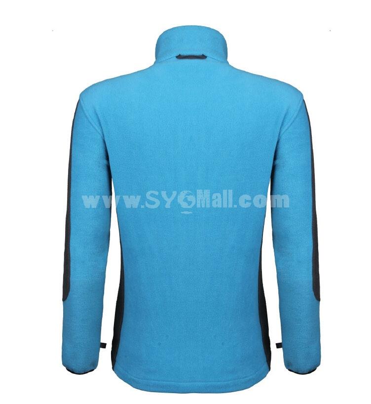 Women Mountaineering Coat with Thickened Fleece Inner Outdoor Clothing Sports Coat WJ3110