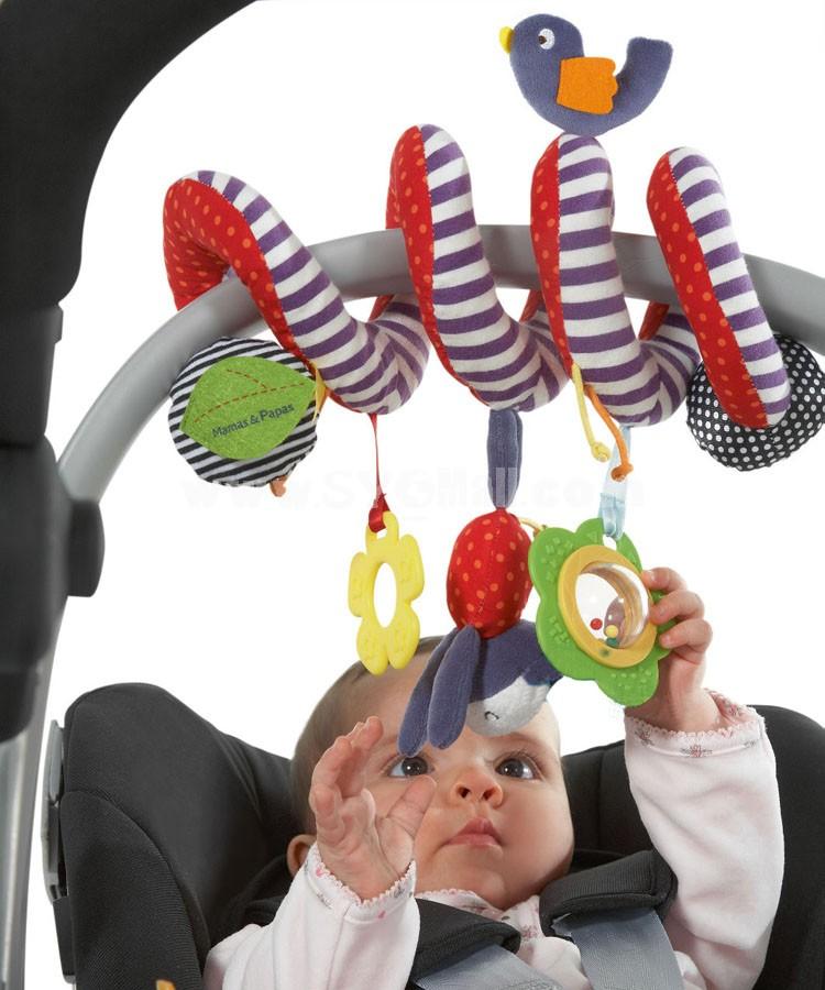 Mammas & Papas Activity Spiral Stroller and Car