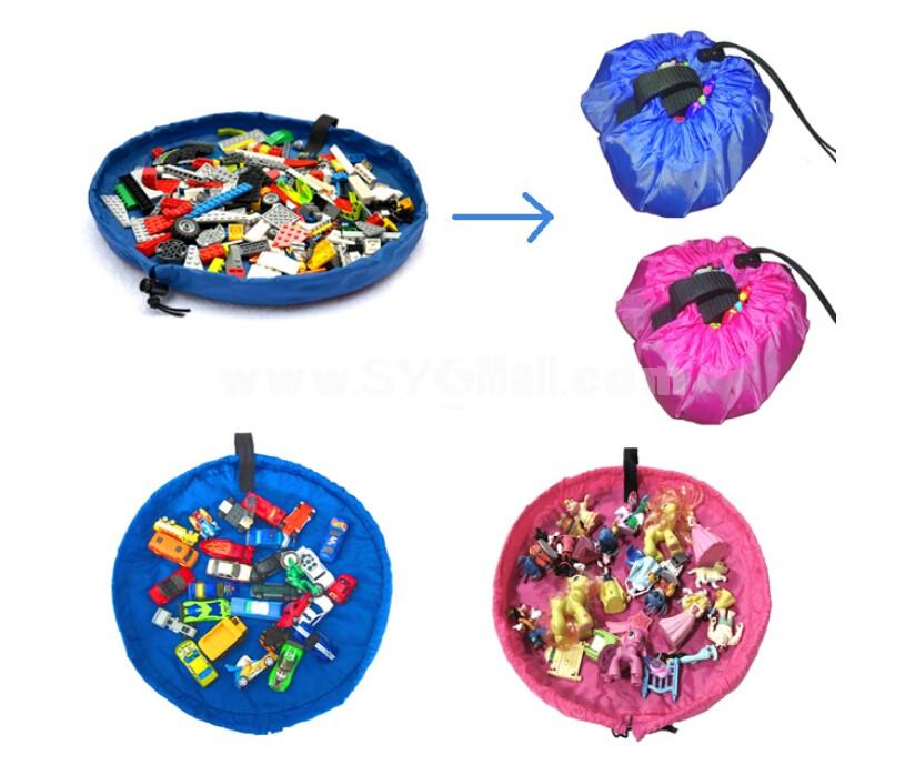Baby Toys Quick Storage Bag String Bag