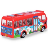 wholesale - Electronic Toy Model Bus Model Car with Light & Sound Effect 2128
