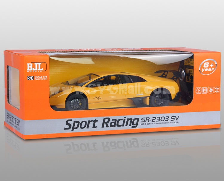1:14 RC Racing Car SR-2303 SV Lamborghini Model Car