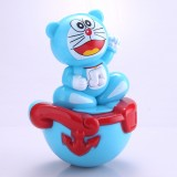 Wholesale - Electronic Music Tumbler Animal Pattern Baby Toy -- Doraemon