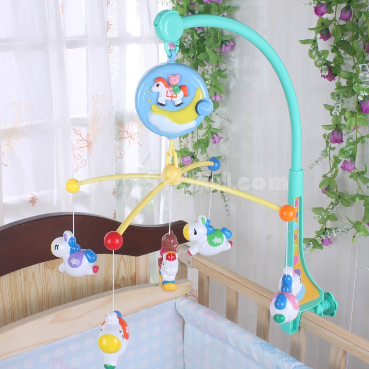 Play & Grow Musical Bee Baby Bedbell Toy 6924