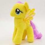 Wholesale - My Little Pony Plush Toy Flying Pony 19cm/7.5inch Yellow Fluttershy