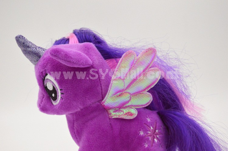 My Little Pony Plush Toy Flying Pony 30cm/11.8inch Twilight Sparkle
