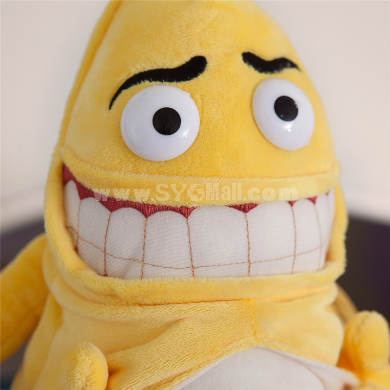 Bad Banana Man Evil Banana Plush Toy 60cm/23.6inch