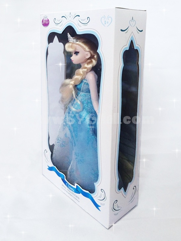Frozen Figure Toy Elsa Action Figure 13inch
