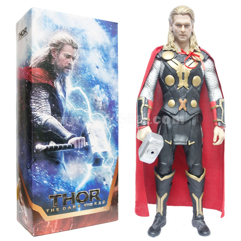Marvel The Avengers Thor Figure Toy Action Figure 29cm/11.4inch