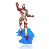 wholesale - Marvel Joints Moveable Action Figure Red Iron Man Figure Toy 25cm/9.8inch
