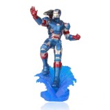 wholesale - Marvel Joints Moveable Action Figure Grey Iron Man Figure Toy 25cm/9.8inch MK42