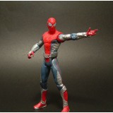 wholesale - Marvel's The Avengers Moveable Action Figure Spiden Man Figure Toy 3.75inch V091