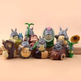 Wholesale - Toroto and May Action Figure Figure Toy Artware 1.5-2.5inch 10pcs/Set