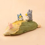 Wholesale - Toroto Action Figure Figure Toy Artware  -- Standing on the Corn