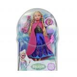 Wholesale - Frozen Princess Anna Figure Toy Figure Doll Action Figure 28cm/11.0inch