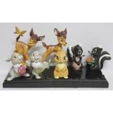 wholesale - Bambi Figure Toys Action Figures 7pcs/Lot 2.0-3.5inch