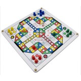 Wholesale - Aeroplane Chess Game Table Game Children Educational Toy