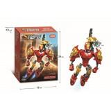 Marvel Ironman Block Mini Figure Toy 8005