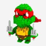 LOZ DIY Diamond Mini Blocks Figure Toy Teenage Mutant Ninja Turtles Raphael 9149