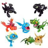 Wholesale - How to Train Your Dragon Night Fury Toothles