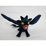 wholesale - How to Train Your Dragon Night Fury Toothles Plush Toy stuffed Animal