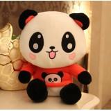 """wholesale - Cute Candy Color Panda Plush Toy 30cm/11.8"""""""