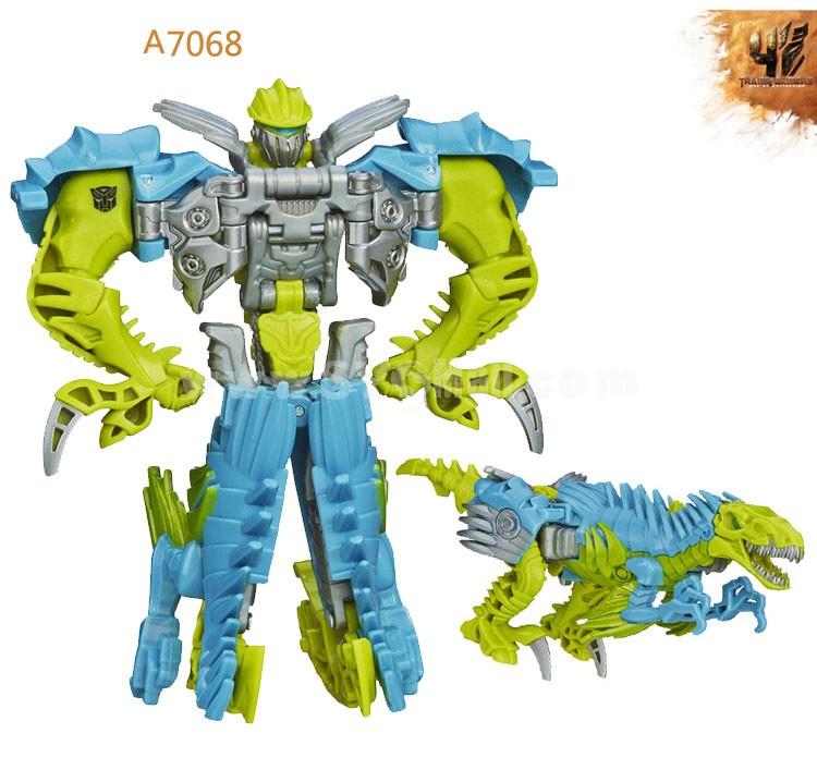 "Autobot Transformation Robot Model Figure Toy A7068 18cm/7"""