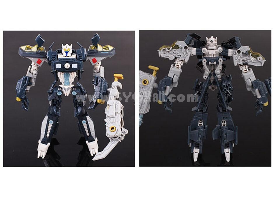 "Autobot Transformation Robot Model Figure Toy Skyhammer H605 18cm/7"""