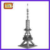 LOZ DIY Diamond Mini Blocks Figure Toy 9361 Eiffel Tower