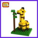 LOZ DIY Diamond Mini Blocks Figure Toy 9279 Giraffe