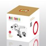 LOZ DIY Diamond Mini Blocks Figure Toy 9306 Polar Bear