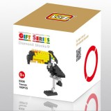 LOZ DIY Diamond Mini Blocks Figure Toy 9308 Toucan