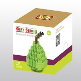 LOZ DIY Diamond Mini Blocks Figure Toy 9288 Pear